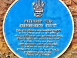 Menu link to Wetherby Weir Preservation Trust