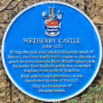 Menu link to Wetherby Castle