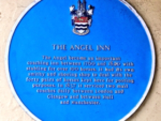 Menu link to The Angel Inn