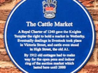 Menu link to Cattle Market