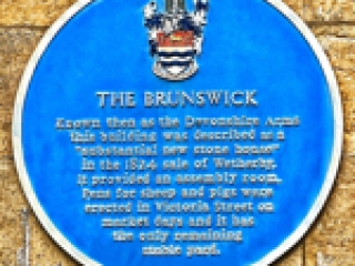 Menu link to the Brunswick