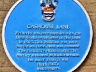 Menu link to Gashouse Lane