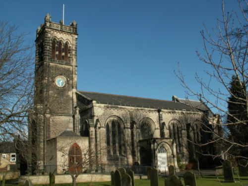 Picture of St James Parish Church