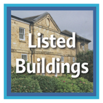 Menu to Listed Buildings