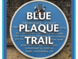 Menu Link for Blue Plaque Trail