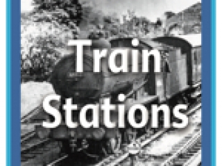 Menu link to Train Stations