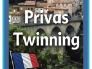 Menu link to Twinned town Privas