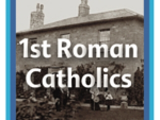 Menu to the first Roman Catholics