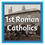 Menu to the first Roman Catholics