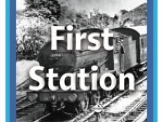 Menu link to first train station