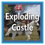 Menu link to Exploding Castle