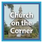 Menu link to church on the corner