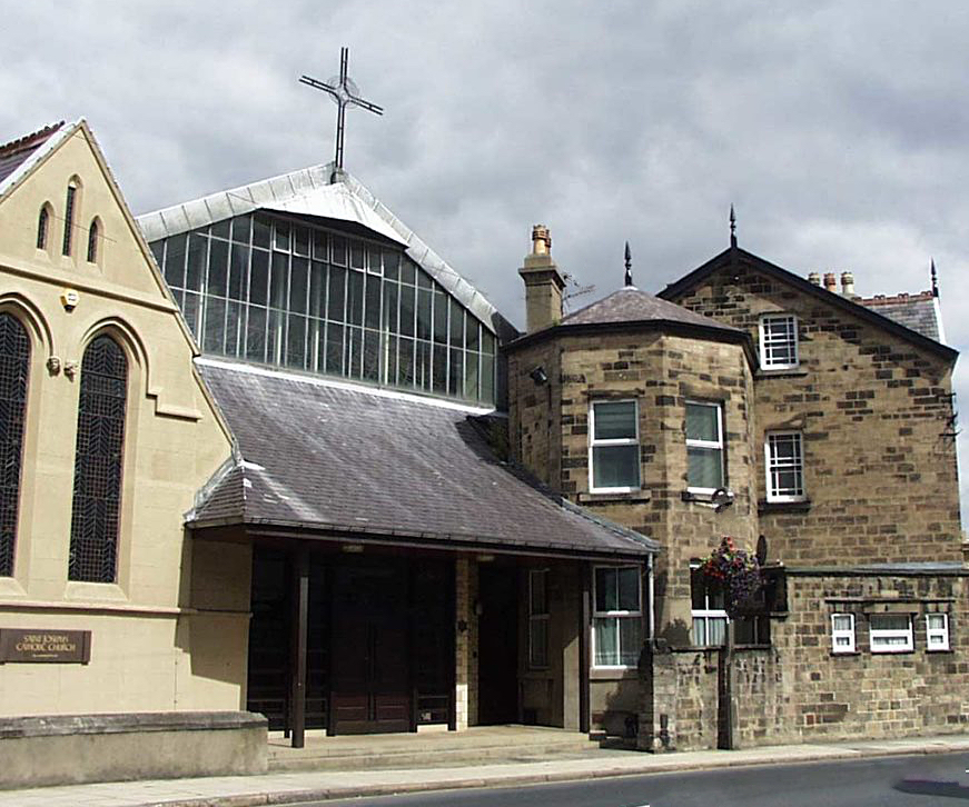 Photo of St Joseph's Church in Westgate
