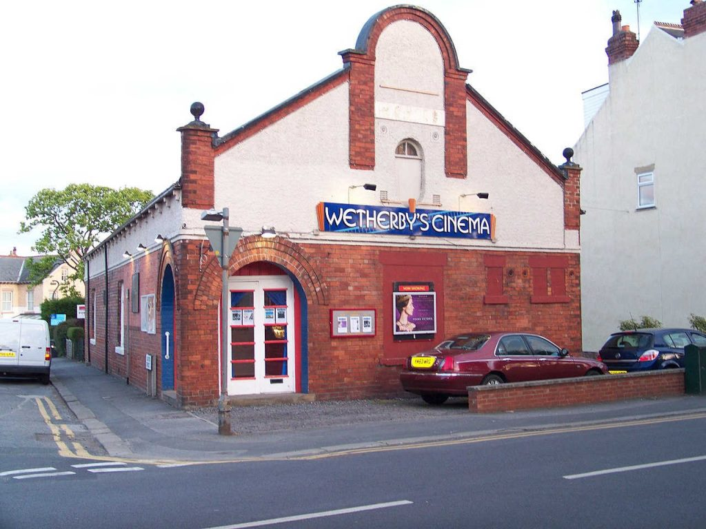 Photo of Wetherby Cinema from Crossley Street