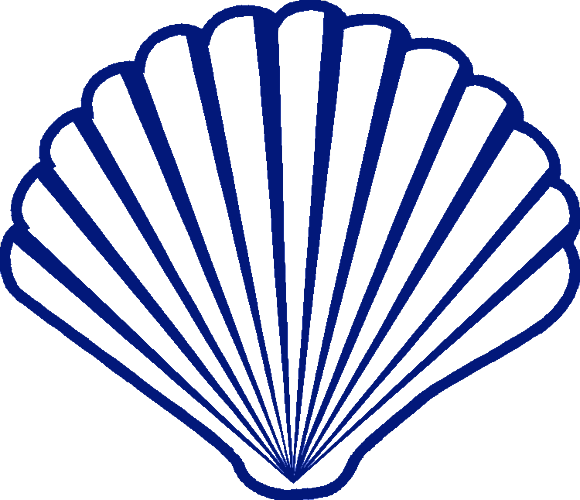 The Scallop Shell logo