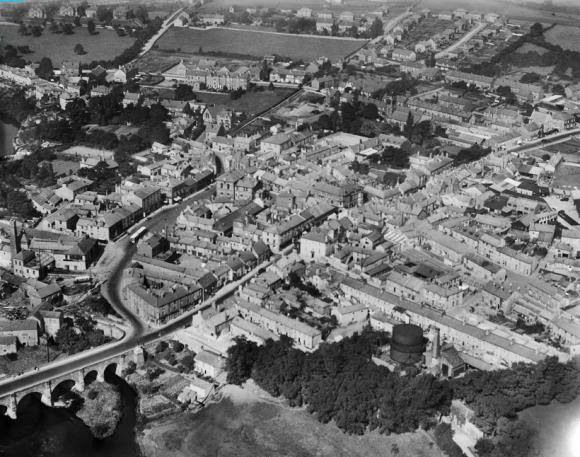 Ariel View of Wetherby