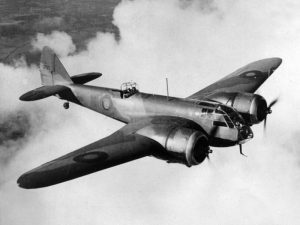 Image of the Bristol Blenheim