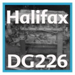 Menu link to crash halifax dg226