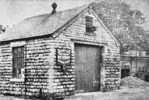 Fire Station Original Walton Road