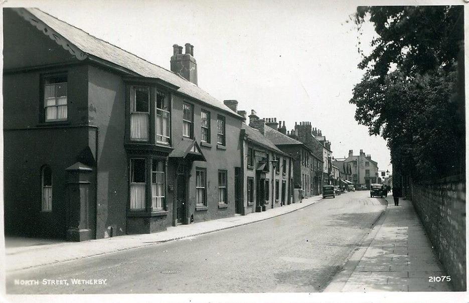 North Street 1940s