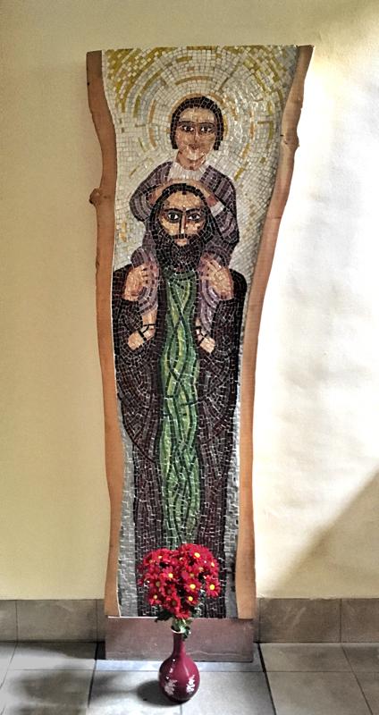 St Joseph Mosaic