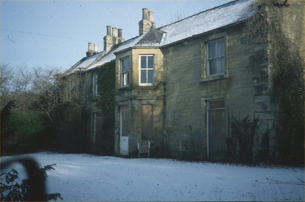 Stonedene Deighton Road Copyright: Wetherby Historical Trust