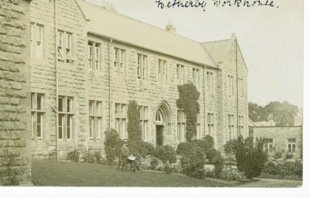 Wetherby Workhouse Copyright: Wetherby Historical Trust