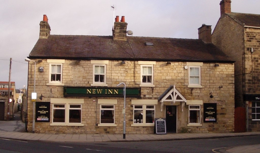 The New Inn 2010 Copyright Wetherby Historical Society