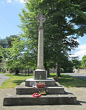 Thorp Arch War Memorial