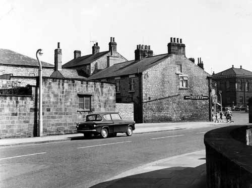 Westgate. Wetherby July 1962
