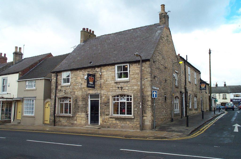 Crown Inn April 2003