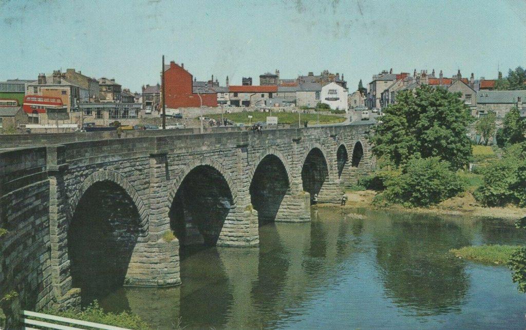 Wetherby Bridge late 1960s